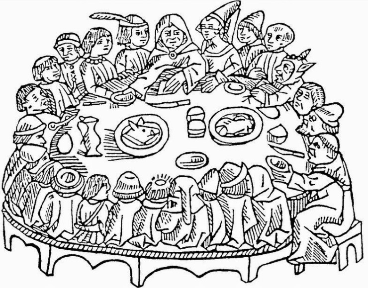 canterbury tale feast (2)